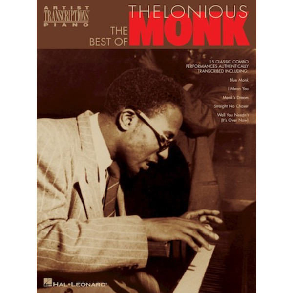 Hal Leonard The Best of Thelonious Monk