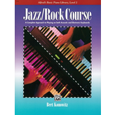 Alfred Music Alfred's Basic Jazz/Rock Course: Lesson Book, Level 2