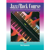 Alfred Music Alfred's Basic Jazz/Rock Course: Lesson Book, Level 4