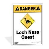 ComposeCreate Loch Ness Quest
