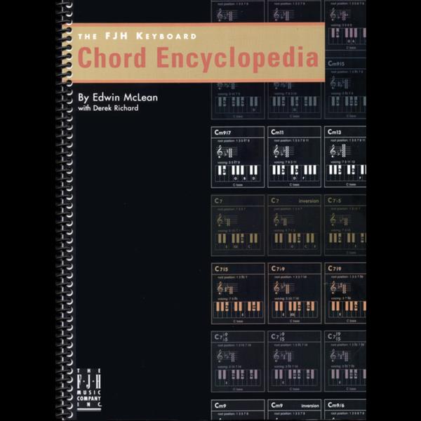FJH FJH Keyboard Chord Encyclopedia, The