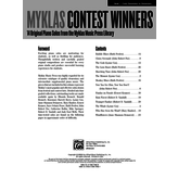 Alfred Myklas Contest Winners, Book 1
