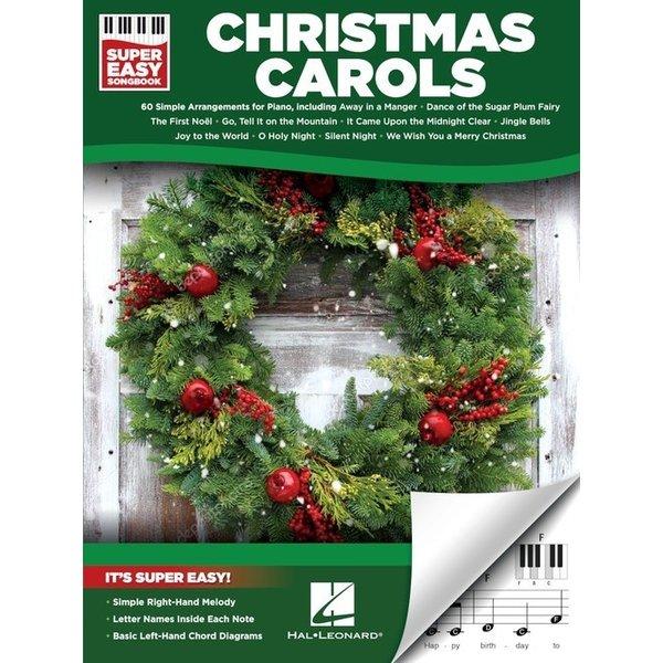 Hal Leonard Christmas Carols – Super Easy Songbook