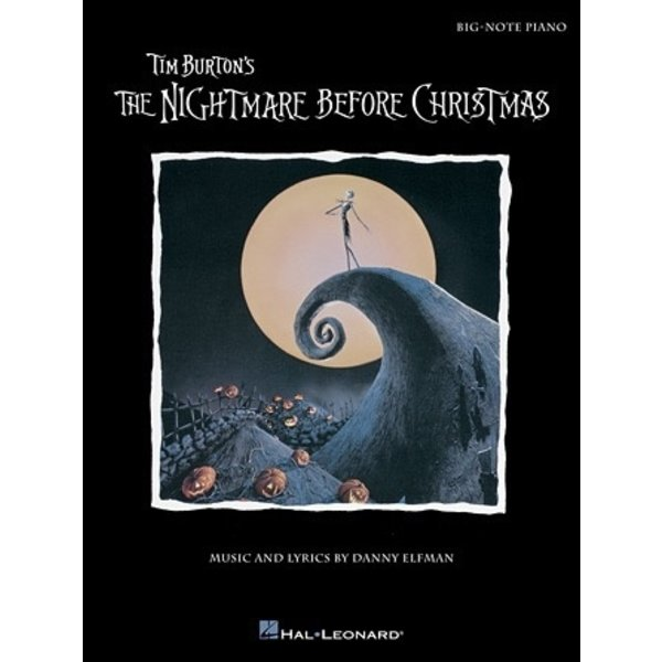 Hal Leonard Tim Burton's The Nightmare Before Christmas