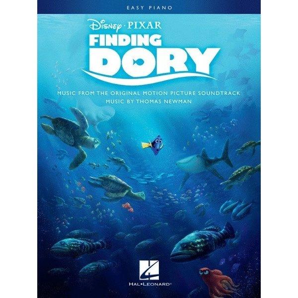 Disney Finding Dory - Easy Piano