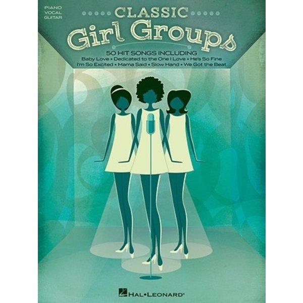 Hal Leonard Classic Girl Groups