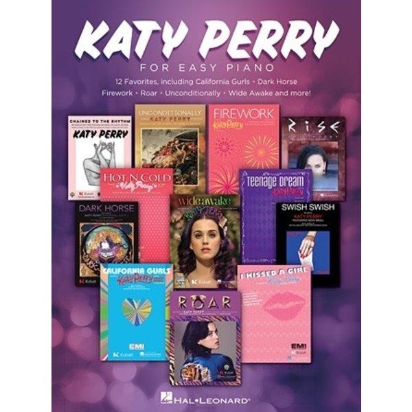 Hal Leonard Katy Perry for Easy Piano