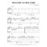 Hal Leonard Taylor Swift – 1989 Big Note