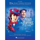 Disney MARY POPPINS RETURNS - Easy Piano