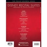 Disney DISNEY RECITAL SUITES - arr. Phillip Keveren