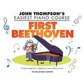 Hal Leonard First Beethoven