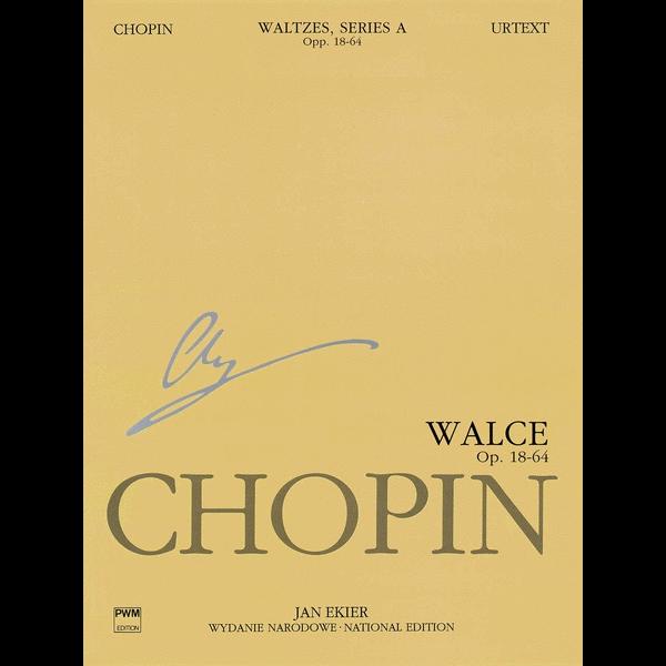 PWM Edition Chopin - Waltzes Op. 18, 34, 42, 64