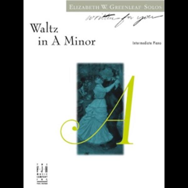 FJH Waltz in A Minor
