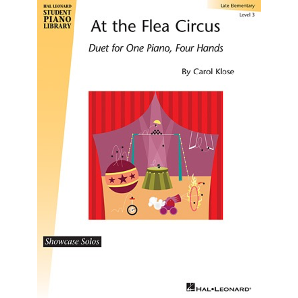 Hal Leonard At the Flea Circus