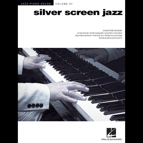 Hal Leonard Silver Screen Jazz