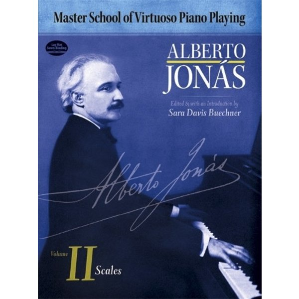 Dover Publications Master School of Virtuoso Piano Playing: Volume II Scales