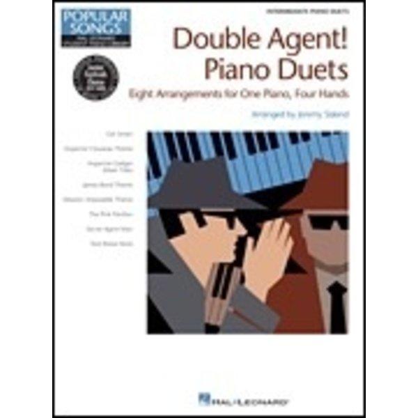 Hal Leonard Double Agent! Piano Duets