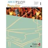 Faber Piano Adventures Adult Piano Adventures Popular Book 1