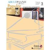 Faber Piano Adventures Adult Piano Adventures Popular Book 2