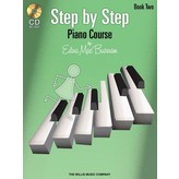 Willis Music Company Step by Step Piano Course - Book 2 with CD