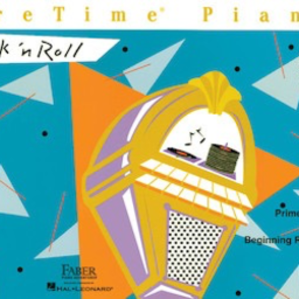 Faber Piano Adventures PreTime® Rock 'n Roll