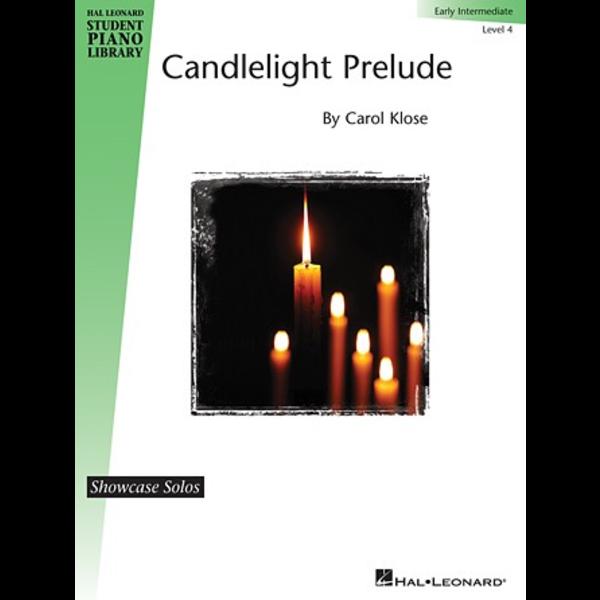 Hal Leonard Candlelight Prelude