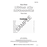 Kjos Moods and Impressions, Book One