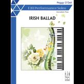 FJH Irish Ballad - Peggy O'Dell