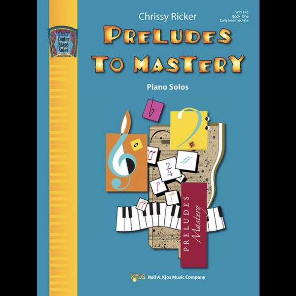Kjos Preludes to Mastery Book One