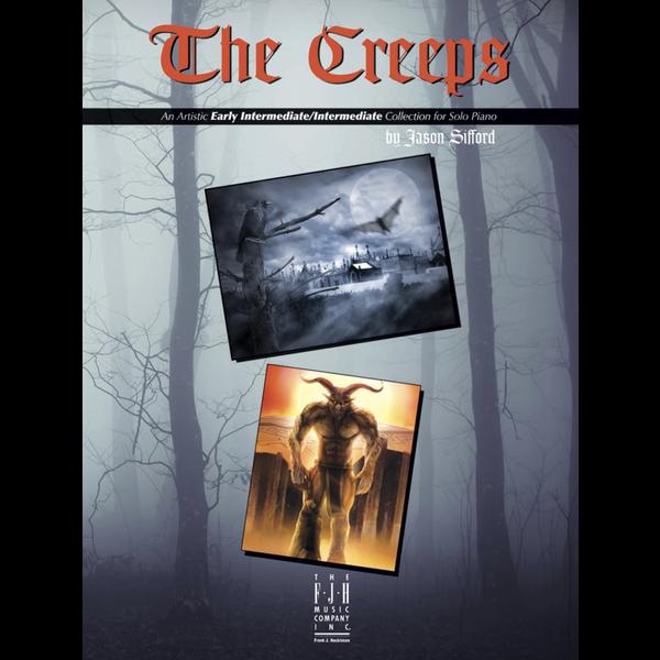 FJH Music Company The Creeps