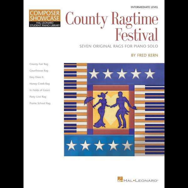 Hal Leonard County Ragtime Festival