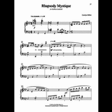 Willis Music Company Rhapsody
