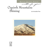FJH Oquirrh Mountains Shining