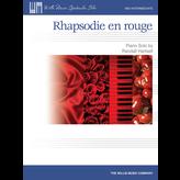 Willis Music Rhapsodie en rouge
