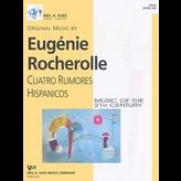 OTHER PIANO Cuatros Rumores Hispanicos - Eugenie Rocherolle