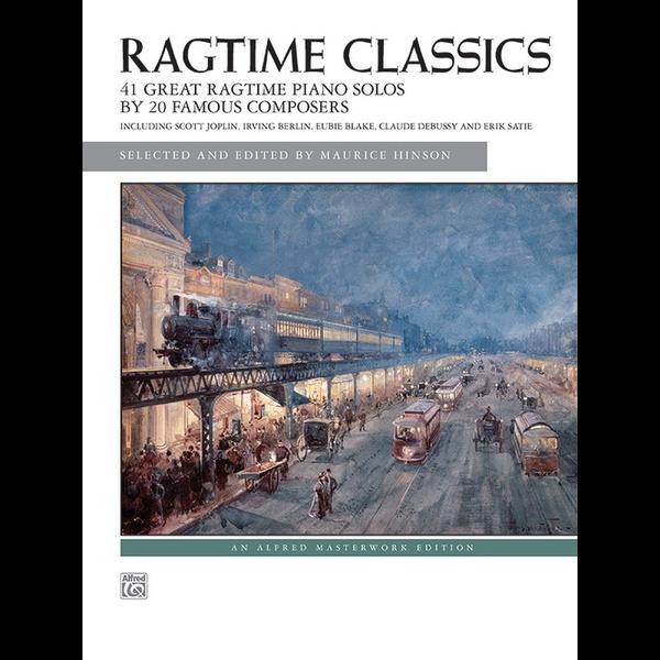 Alfred Ragtime Classics
