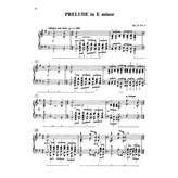 Alfred Music Rachmaninoff - 13 Preludes for Piano Op. 32
