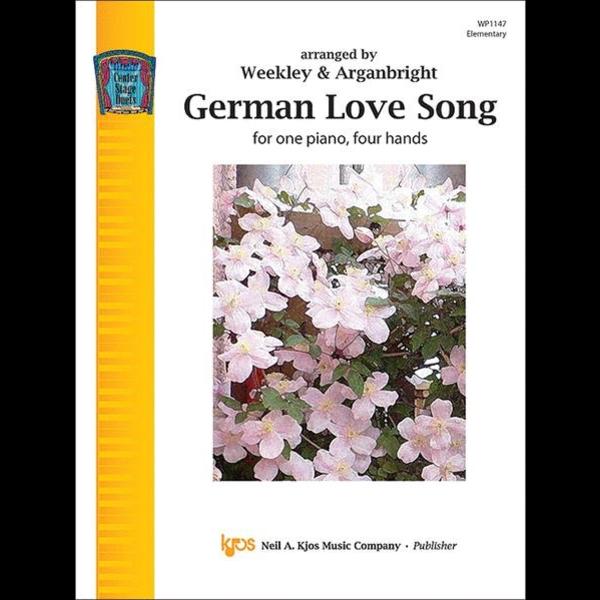 Kjos German Love Song