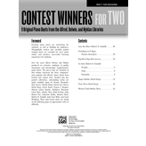 Alfred Contest Winners for Two, Book 3