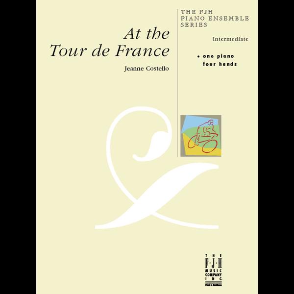 FJH At the Tour de France