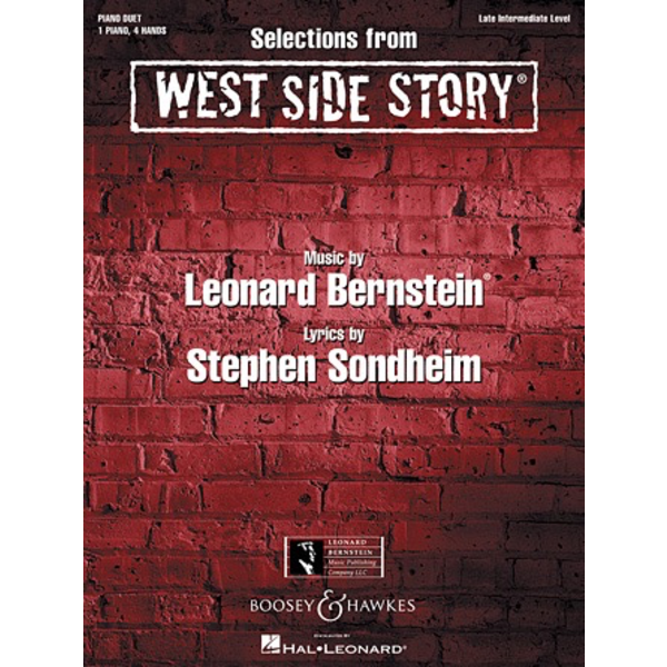 Boosey & Hawkes Selections from West Side Story