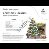 BASTIEN PIANO Bastien New Traditions: Christmas Classics - Primer A