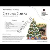 BASTIEN PIANO Bastien New Traditions: Christmas Classics - Primer B