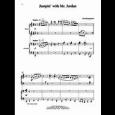 Hal Leonard Jumpin' with Mr. Jordan