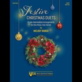 Kjos Festive Christmas Duets, Book Two
