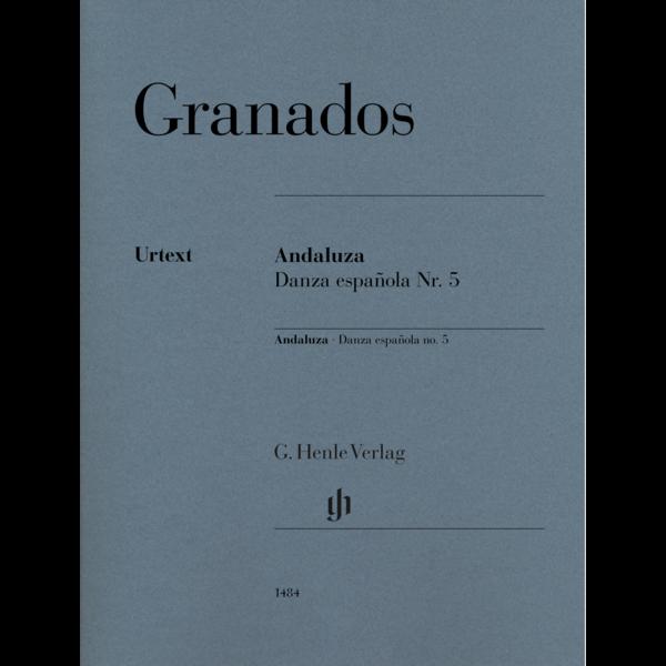 Henle Urtext Edition Andaluza - Danza española no. 5