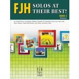 FJH Music Company FJH Solos at Their Best! Book 2