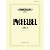 Edition Peters Pachelbel - Canon in D