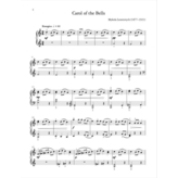 Edition Peters Christmas Carols for Easy Piano