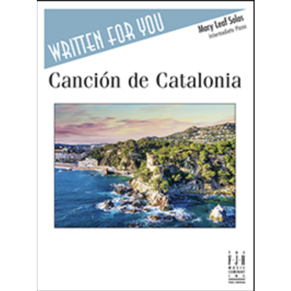 FJH Music Company Canción de Catalonia